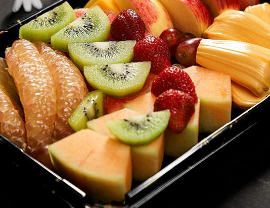 Hoa quả tráng miệng