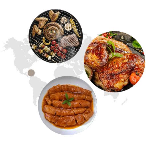 Cách sử dụng bột ngũ vị hương trong ẩm thực