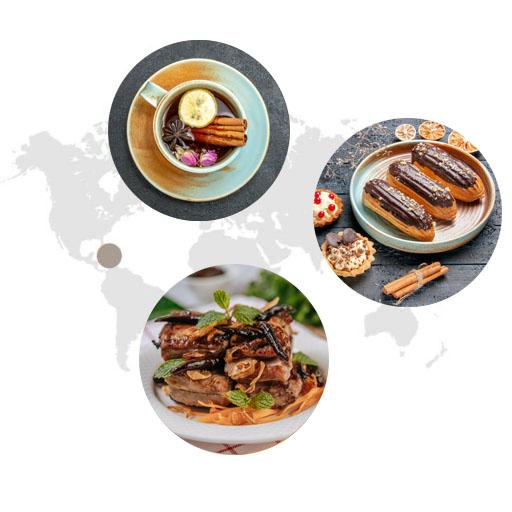 Sử dụng quế trong ẩm thực
