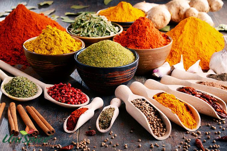 Bột cary tăng hương vị cho món ăn