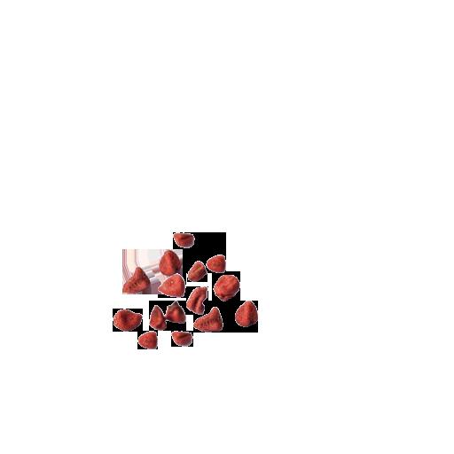 Bột hạt điều màu đỏ