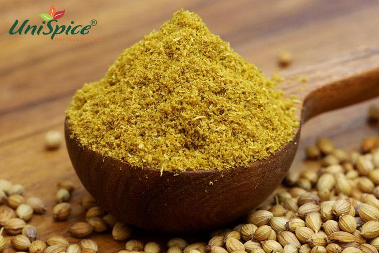 Bột hạt mùi tự nhiên, an toàn sức khỏe