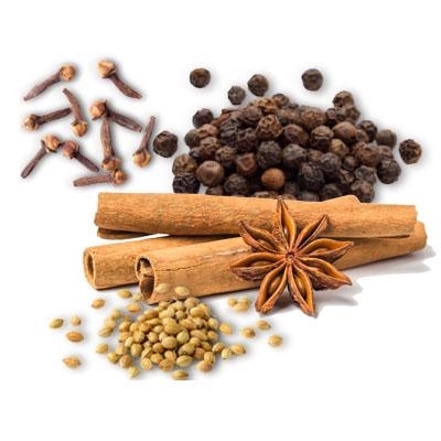 Bột ngũ vị hương tròn vị đậm hương