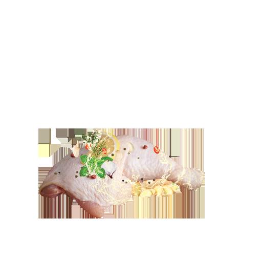 Gia vị bột nêm vị gà thơm ngon