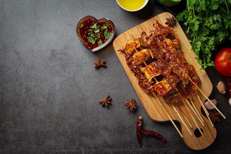 Gia vị tẩm ướp BBQ Hàn Quốc thơm ngon đúng chuẩn