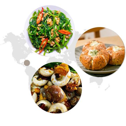 Sử dụng tỏi trong ẩm thực