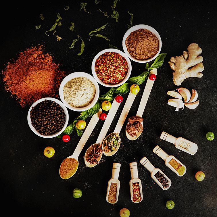 Gia vị thực phẩm UniSpice