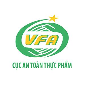 Logo VFA Cục an toàn thực phẩm