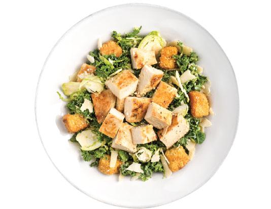 Salad đậu hũ