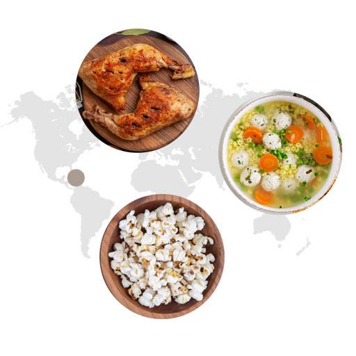 Sử dụng bột nêm vị gà trong ẩm thực