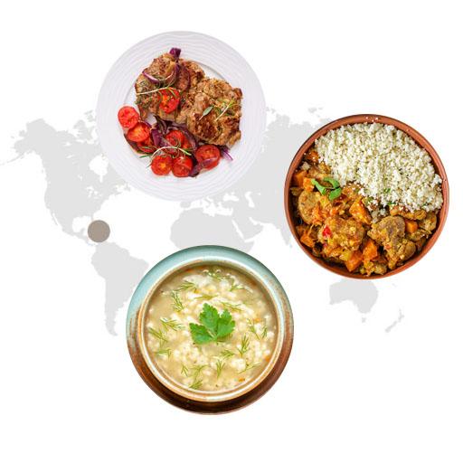 Sử dụng bột nêm vị heo trong ẩm thực