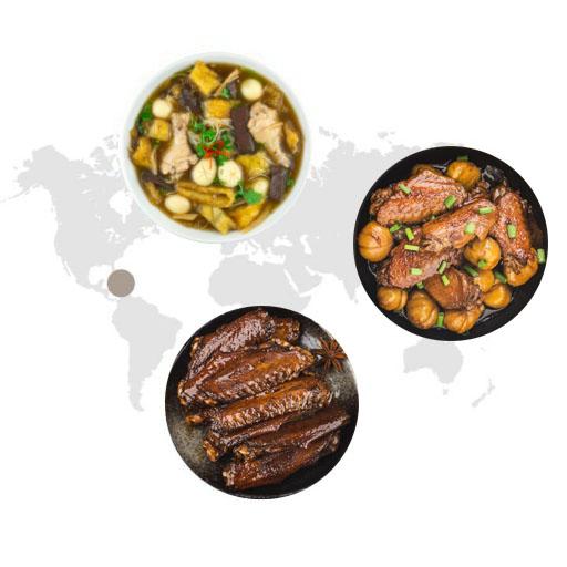 Sử dụng gia vị hoàn chỉnh thịt kho trong ẩm thực