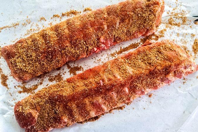 Gia vị tẩm ướp BBQ hàn quốc làm gia vị nấu ăn