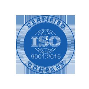 Logo ISO 9001:2015