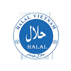 Logo chứng chỉ Halal
