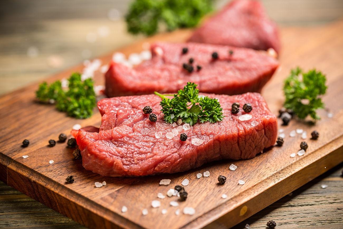 Ăn thịt bò có lợi ích gì