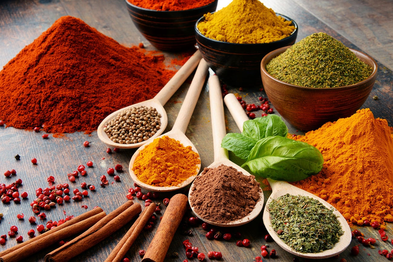 Cách tạo màu cho món ăn bằng nguyên liệu tự nhiên
