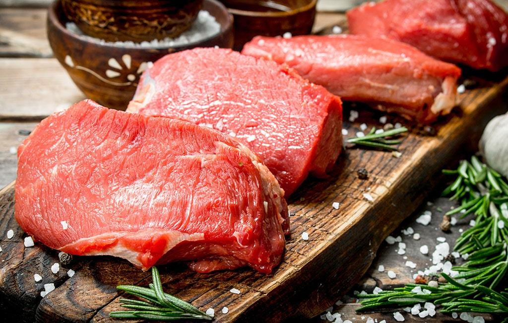 Một số lợi ích của thịt bò
