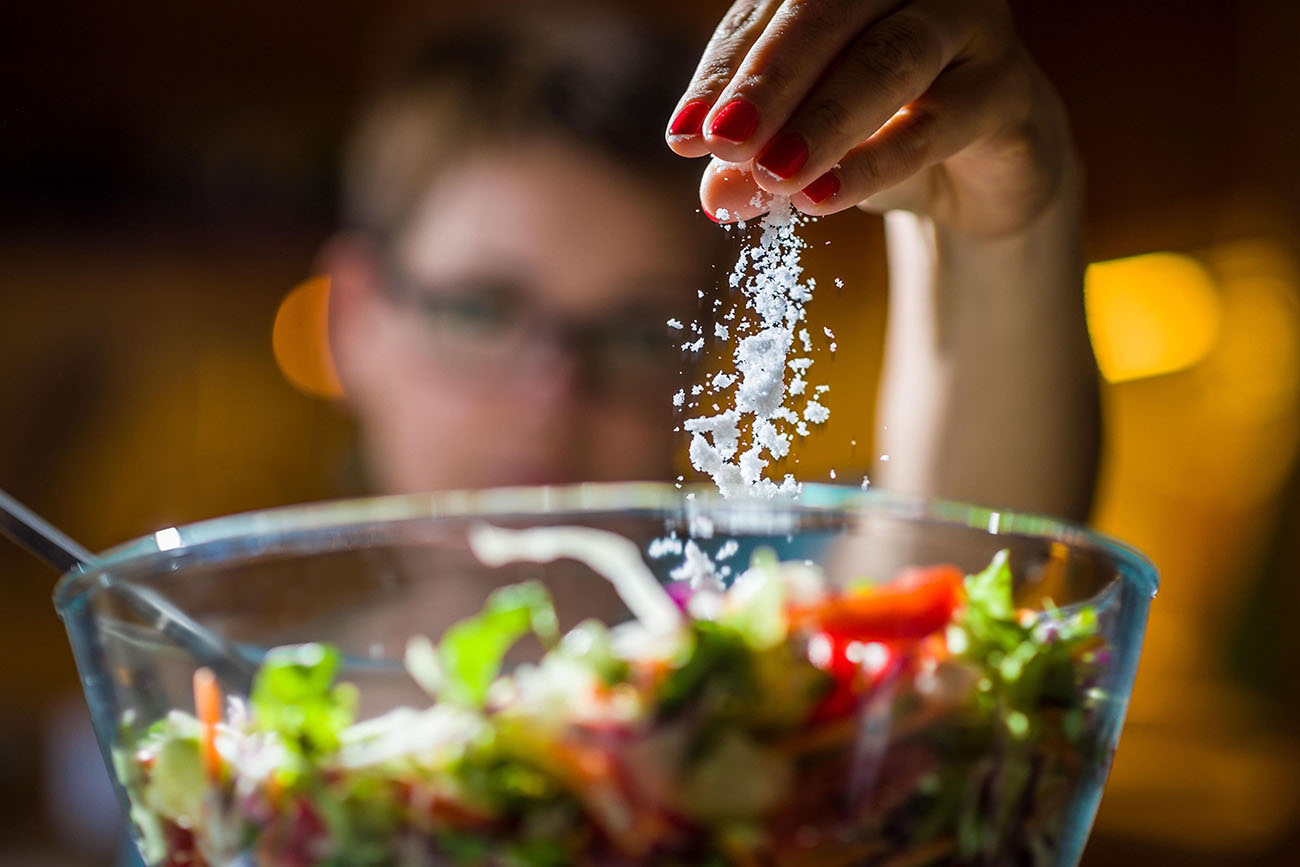 Thay đổi thói quen ăn mặn để đỡ hại sức khỏe