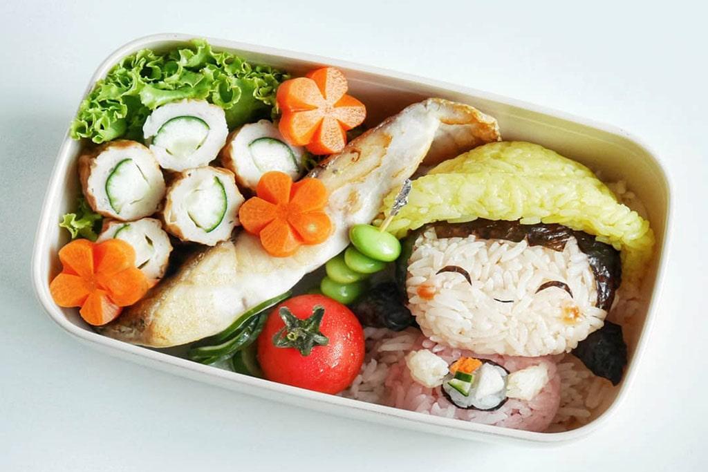 Trang trí món ăn đẹp mắt hấp dẫn
