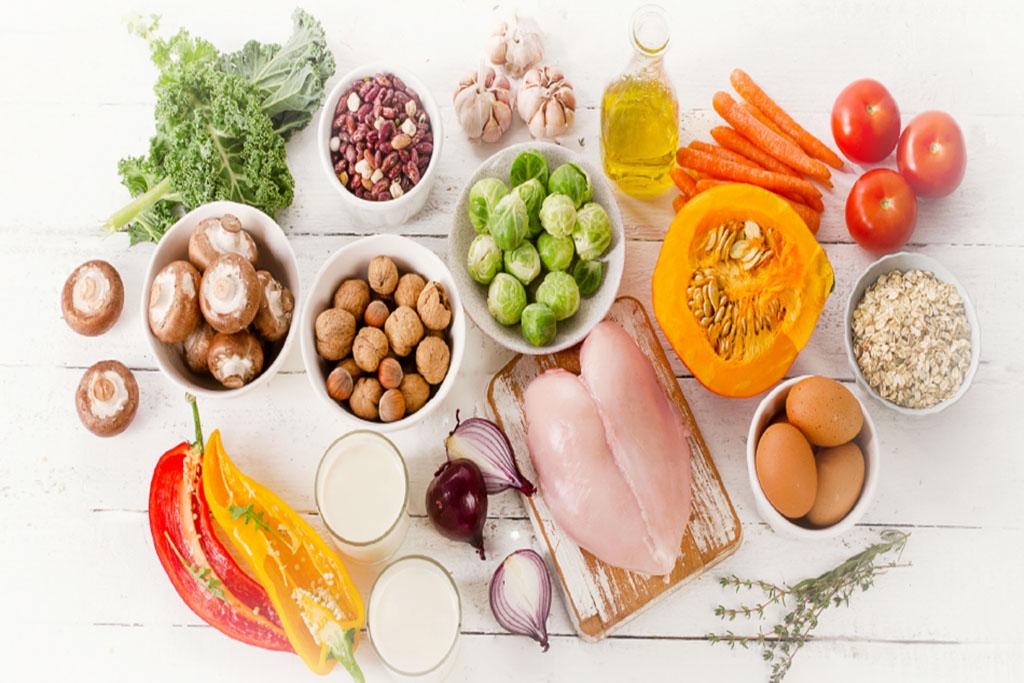 Eat Clean chỉ cần ăn nhiều rau xanh