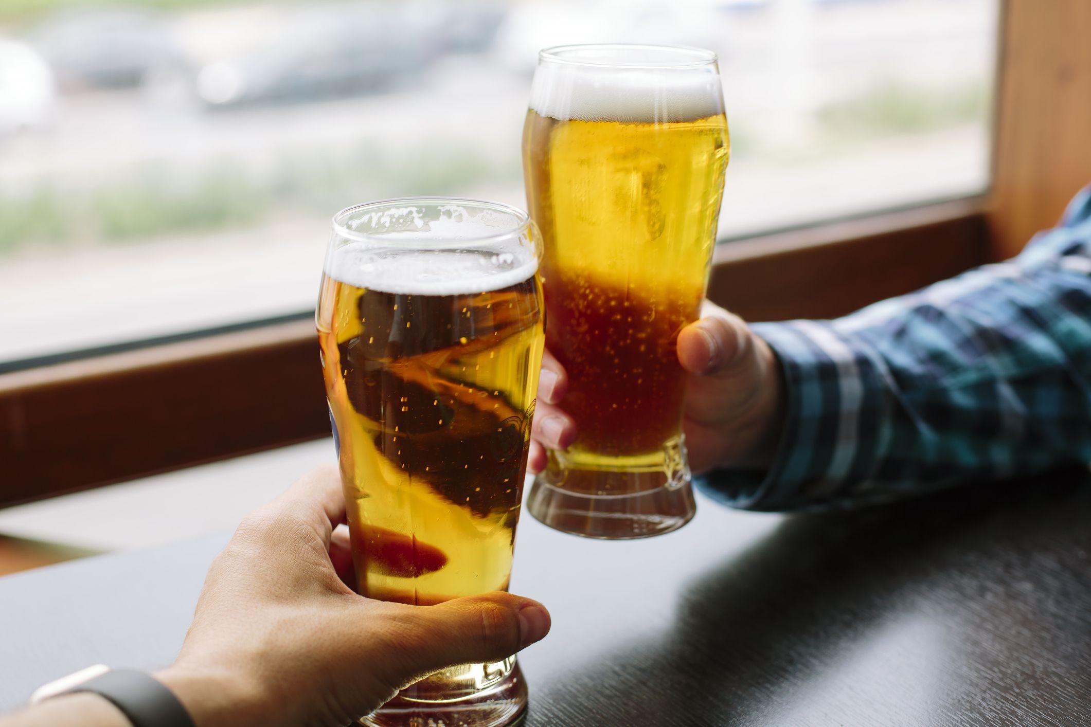 Sử dụng nhiều rượu bia